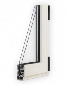 Aluminium window with thermal break - Cinquecento